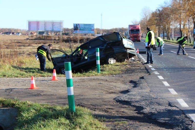 DK36 - wypadek (5)