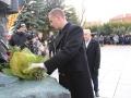 Pomnik Jana Wyżykowskiego w Lubinie, Dzień Górnika 2015 (29)