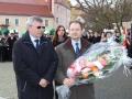 Pomnik Jana Wyżykowskiego w Lubinie, Dzień Górnika 2015 (58)