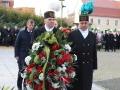 Pomnik Jana Wyżykowskiego w Lubinie, Dzień Górnika 2015 (73)