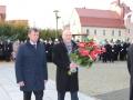 Pomnik Jana Wyżykowskiego w Lubinie, Dzień Górnika 2015 (77)