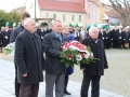Pomnik Jana Wyżykowskiego w Lubinie, Dzień Górnika 2015 (94)