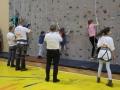 Ferie z RCS w Lubinie, wspinaczka (15)
