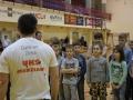 Ferie z RCS w Lubinie, wspinaczka (2)