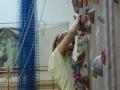 Ferie z RCS w Lubinie, wspinaczka (24)