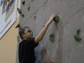 Ferie z RCS w Lubinie, wspinaczka (25)