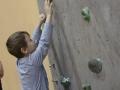 Ferie z RCS w Lubinie, wspinaczka (26)
