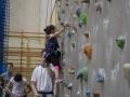 Ferie z RCS w Lubinie, wspinaczka (33)