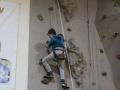 Ferie z RCS w Lubinie, wspinaczka (55)