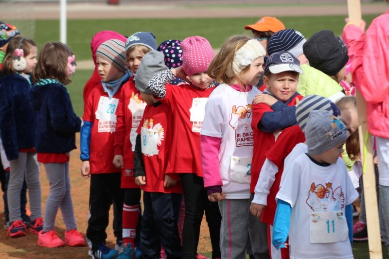 III Bieg Papieski - kategorie dzieci (4)