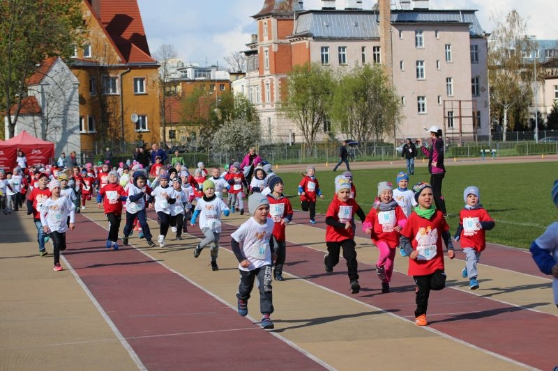 III Bieg Papieski - kategorie dzieci (58)