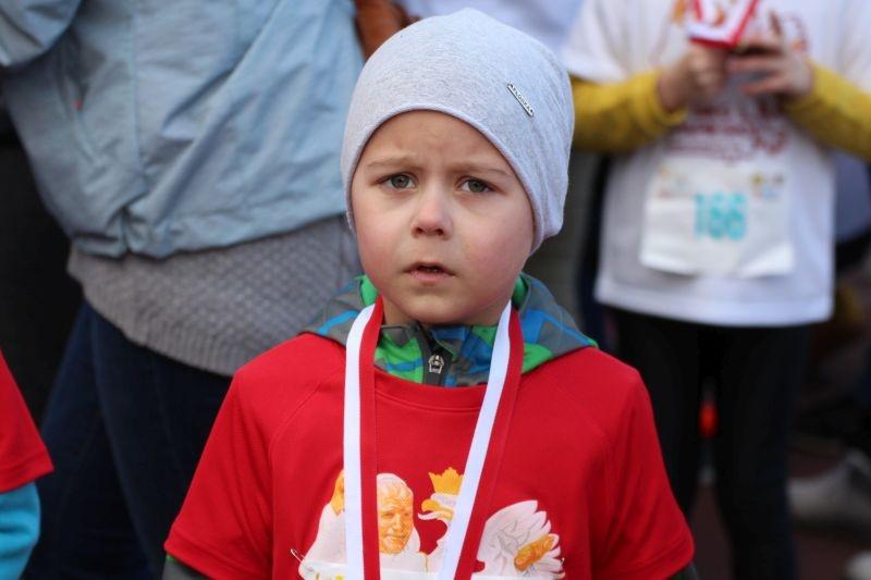 III Bieg Papieski - kategorie dzieci (99)