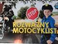 bezpieczny motocyklista galeria cuprum arena Lubin (30)