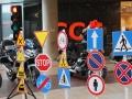 bezpieczny motocyklista galeria cuprum arena Lubin (32)