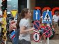 bezpieczny motocyklista galeria cuprum arena Lubin (9)
