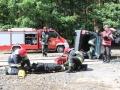 ćwiczenia ratowniczo - gaśnicze Lubin (10)