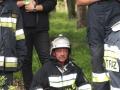 ćwiczenia ratowniczo - gaśnicze Lubin (35)