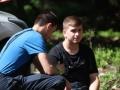 ćwiczenia ratowniczo - gaśnicze Lubin (37)