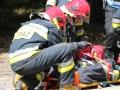 ćwiczenia ratowniczo - gaśnicze Lubin (14)