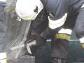 ćwiczenia ratowniczo - gaśnicze Lubin (29)