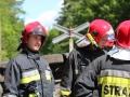 ćwiczenia ratowniczo - gaśnicze Lubin (45)