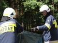 ćwiczenia ratowniczo - gaśnicze Lubin (55)