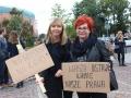 Czrany Protest Lubin (9)