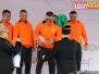 2016-10-16 XXXI Bieg Barbórkowy dekoracja i koncert fot. rm