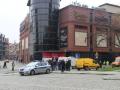 ćwiczenia straży pożarnej w Legnicy (1)