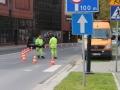ćwiczenia straży pożarnej w Legnicy (12)