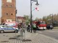 ćwiczenia straży pożarnej w Legnicy (20)