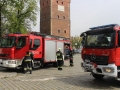 ćwiczenia straży pożarnej w Legnicy (22)
