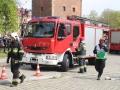 ćwiczenia straży pożarnej w Legnicy (25)