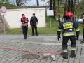 ćwiczenia straży pożarnej w Legnicy (28)
