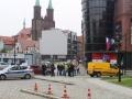 ćwiczenia straży pożarnej w Legnicy (3)