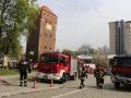 ćwiczenia straży pożarnej w Legnicy (30)