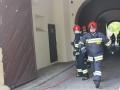 ćwiczenia straży pożarnej w Legnicy (33)