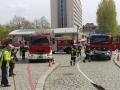 ćwiczenia straży pożarnej w Legnicy (36)