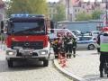 ćwiczenia straży pożarnej w Legnicy (37)