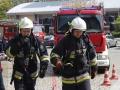 ćwiczenia straży pożarnej w Legnicy (39)