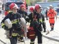 ćwiczenia straży pożarnej w Legnicy (42)