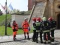 ćwiczenia straży pożarnej w Legnicy (45)