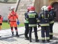 ćwiczenia straży pożarnej w Legnicy (46)