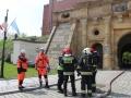 ćwiczenia straży pożarnej w Legnicy (47)