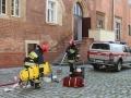 ćwiczenia straży pożarnej w Legnicy (50)