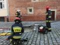 ćwiczenia straży pożarnej w Legnicy (51)