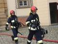 ćwiczenia straży pożarnej w Legnicy (54)