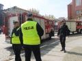 ćwiczenia straży pożarnej w Legnicy (56)