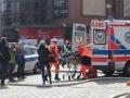ćwiczenia straży pożarnej w Legnicy (57)
