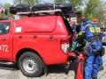 ćwiczenia straży pożarnej w Legnicy (60)
